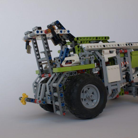 Lego harvester