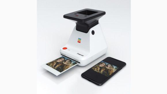 Presentazione Polaroid Lab
