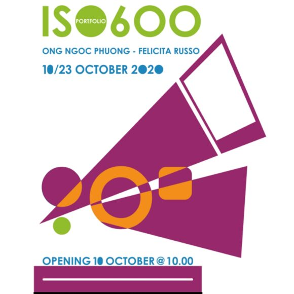 ISO 600  Workshop/Eventi