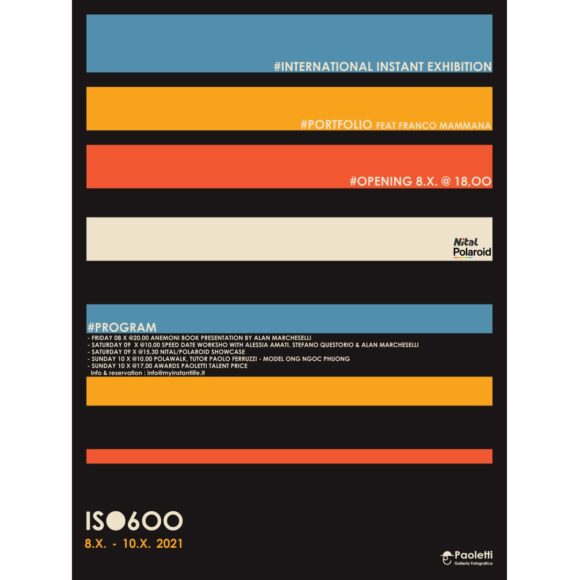 ISO 600 international 2021